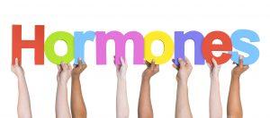Balanced hormones lead to healthy aging
